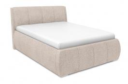 Čalúnená posteľ AVA Eamon Up 140x200cm - výber poťahov
