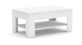 Konferenčný stolík REA 7 - biela