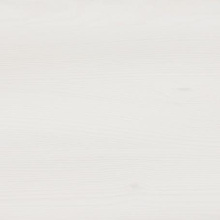 Stolička z masívneho dreva SIL 05 - K17 biely vosk