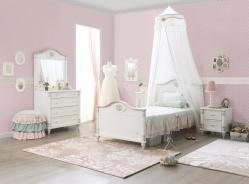 Malá detská izba Carmen - biela