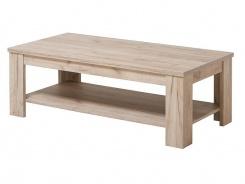 Konferenčný stolík Frankie - dub sivý