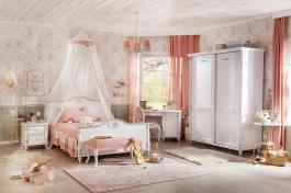 Dievčenská izba Carmen - biela