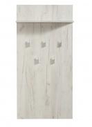 Vešiaková stena Henry - dub biely