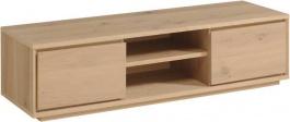 Televízny stolík Klassa - dub natural