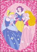 Detský koberec Princess Portrait