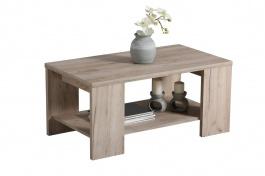 Konferenčný stolík 90x50cm Kimora - dub sivý