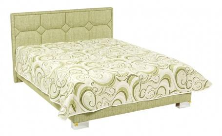 Čalúnená posteľ DORIS deLuxe 160,180x200cm s úložným priestorom