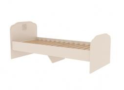 Detská posteľ Claudia 80x190cm - krémová