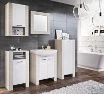 Kúpeľňová zostava Tali duglaska / biela