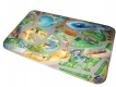 Detský koberec 3D ultra soft ZOO