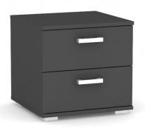 Nočný stolík REA Sisa NS - graphite