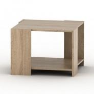 Konferenčný stolík, dub sonoma, TEMPO AS NEW 026