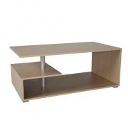 Konferenčný stolík na kolieskach, buk, Doris
