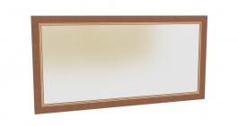 Nástenné zrkadlo Sofia I - orech