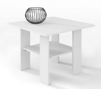 Konferenčný stolík AGA H50 biela