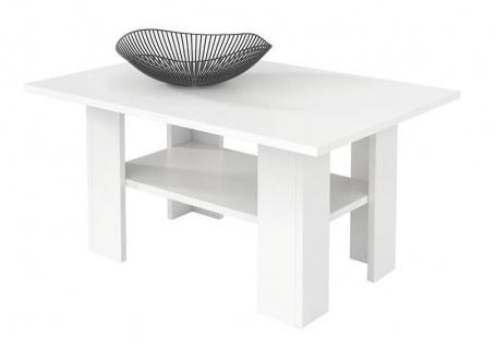 Konferenčný stolík AGA H43 biela