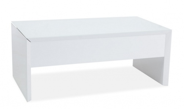 Jedálenský / konferenčný stôl ALIEN biela