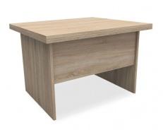 Jedálenský / konferenčný stôl COSTA B rozkladací - sonoma