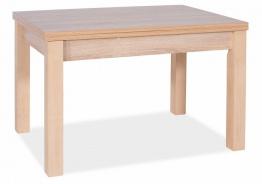 Jedálenský / konferenčný stôl IZA rozkladací dub sonoma