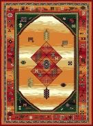 Koberec Teheran 375 Red