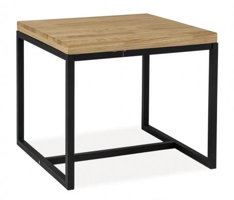 Konferenčný stolík LORAS C drevo masív