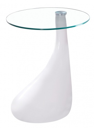 Konferenčný stolík LULA biely