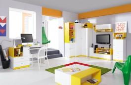 Detská/Študentská izba Moli D - výber farieb
