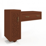 Toaletný stolek Sofia - orech