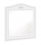 Zrkadlo ku komode Betty - biela/šedá