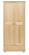 FS-102 šatníková skriňa 2-dverová
