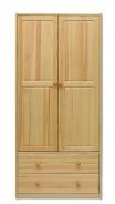 FS-111 šatníková skriňa 2-dverová