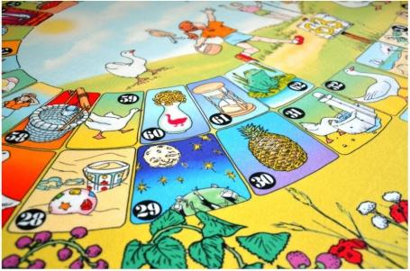 Detský hrací koberec Spirála