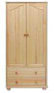 FS-114 šatníková skriňa 2-dverová