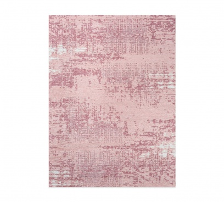 Kusový koberec 133x190cm Ballerina - ružová/biela