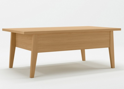 Konferenčný stolík Klassa - dub natural
