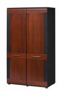 VIEVIEN 72 šatníková skriňa 2-dverová