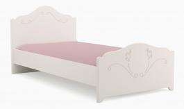 Detská posteľ Harmonia 90x200cm - biela