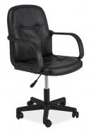 Kancelářské křeslo Q-074 černá