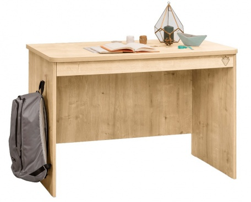 Písací stôl Cody - dub svetlý