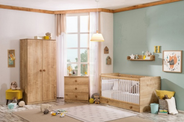Izba pre bábätko Cody - dub svetlý