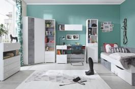 Detská izba Omega B - výber odtieňov