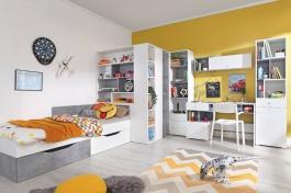Detská izba Omega C - výber odtieňov