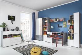 Detská izba Omega E - výber odtieňov