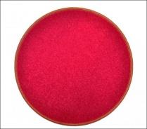 Eton rúžový koberec guľatý