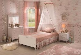 Malá študentská izba Ema - biela