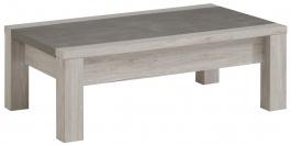 Konferenčný stolík Lordo - dub sivý