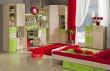 Detská izba Melisa v prevedení jaseň/zelená