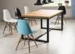 Jedálenská stolička ENZO čierna