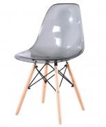 Jedálenská stolička ICE šedá