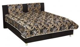 Čalúnená posteľ DAJANA deLuxe 160,180x200cm s úložným priestorom